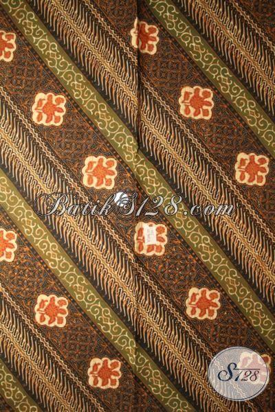 Toko Batik Jawa Online Paling Lengkap, Sedia Kain Batik Parang Masa Kini Pas Buat Aneka Baju Kerja Dan Kondangan