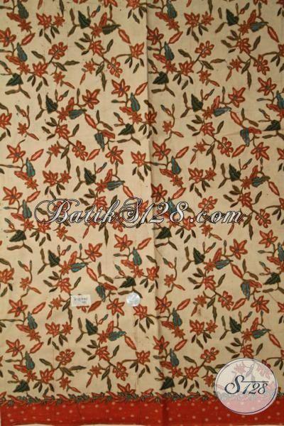 Batik Keren Trend Masa Kini Motif Unik, Kain Batik Kombinasi Tulis Produk Solo Cocok Banget Buat Pakaian Wanita Dan Pria Tampil Lebih Mempesona