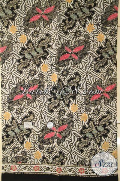 Kain Batik Paling Keren Untuk Kemeja Pria, Batik Jawa Khas Solo Proses Cap Tulis Kwalitas Bagus Dan Halus