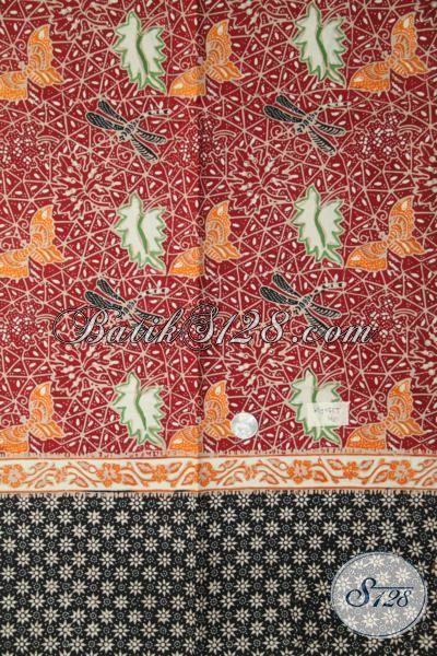 Toko Batik Masa Kini Jual Produk Kain Batik Istimewa Harga Murah, Batik Halus Cap Tulis Tiga Motif Untuk Kemeja Pria Tampil Mempesona