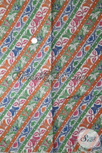 Jual Batik Printing Solo Motif Terbaru Yang Lebih Keren Dan Trendy, Batik Halus Bahan Busana Wanita Buat Pesta Dan Kerja Harga Murmer