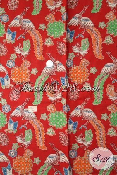 Kain Batik Jawa Motif Unik, Batik Printing Buatan Solo Lebih Bagus Dan Harga Lebih Murah