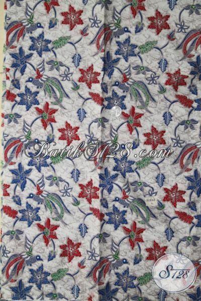 Toko Online Batik Paling Lengkap Di Solo, Sedia Batik Kain Bahan Pakaian Berkwalitas Bagus Harga Murah [K1965P-200 X 105 cm]