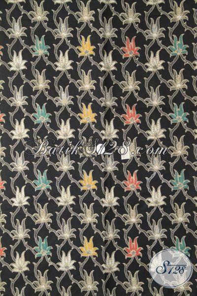 Batik Unik Kombinasi Tulis, Batik Buatan Solo Motif Bagus Bahan Pakaian Kerja Wanita Pria Tampil Lebih Istimewa