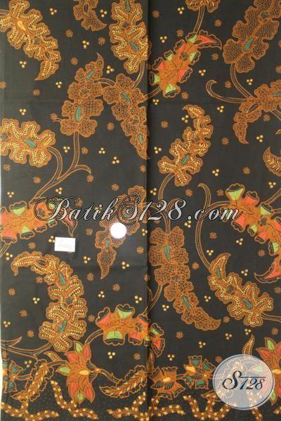 Batik Klasik ELegan Harga Murmer, Batik Untuk Blus Dan Kemeja Proses KIombinasi Tulis