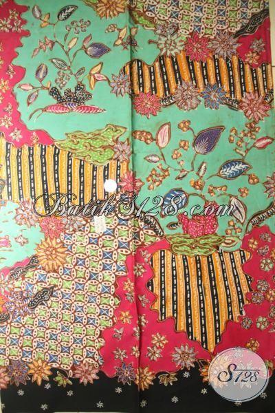 Pusat Referensi Kain Batik Premium Khas Solo, Jual Online Batik Tulis Modern Motif Keren Banget Cocok Untuk Kemeja Pria Tampil Terlihat Trendy Dan Mewah