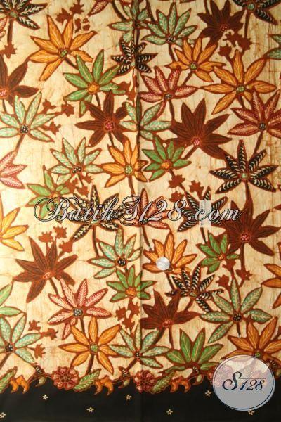 Batik Mewah Produk Solo Jawa Tengah, Produk Kain Batik Tulis Istimewa Bahan Blus Dan Kemeja Mewah Untuk Terlihat Menawan