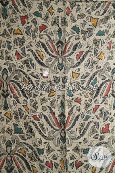 Produk Batik Klasik Pisang Bali Kwalitas Premium Harga Terjangkau, Batik Klasik Kombinasi Tulis Bahan Busana Berkelas Tampil Lebih Terlihat Mewah