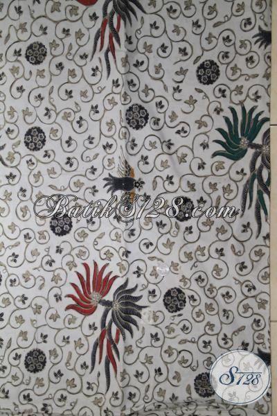 Batik Bahan Busana Cowok Terbaru Motif Klasik Yang Elegan, Batik Kain Panjang Bisa Untuk Busana Lengan Panjang