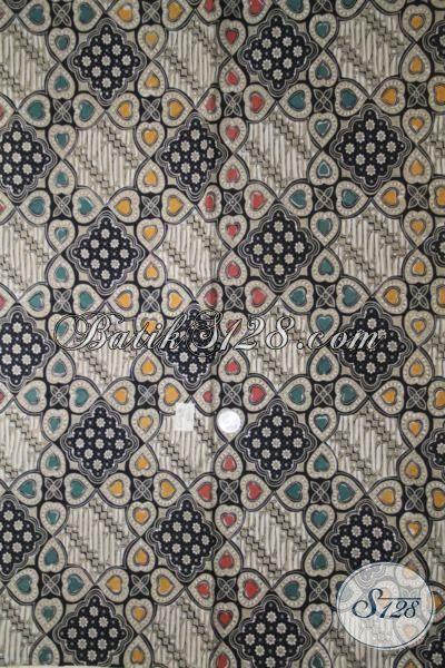 Batik Modern Motif Unik Proses Kombinasi Tulis, Batik Jawa Tengah Khas Solo Lebih Halus Dan Terjangkau