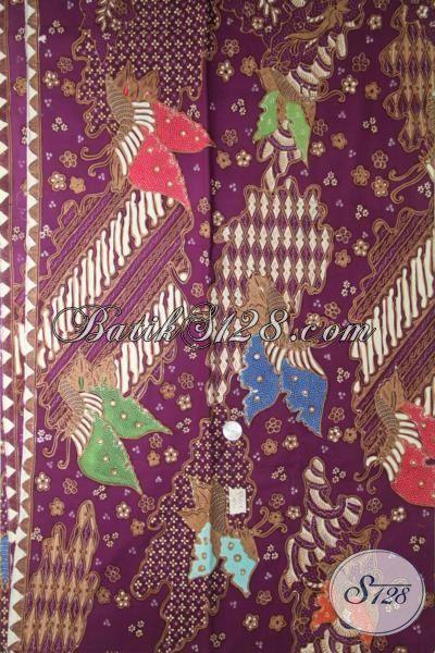 Kain Batik Premium Bahan Busana Mewah, Batik Tulis Tangan Asli Buatan Pengerajin Kampung Motif Bagus Banget, Kwalitas Halus Harga Mahal Kesukaan Para Executive