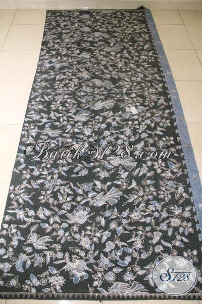 Kain Batik Solo Halus Motif Jukilo Kembar Granit, Batik Mewah Proses Tulis Bahan Adem Nyaman Untuk Busana Kerja, Batik Premium Babahan Busana Formal Harga 700 Ribu