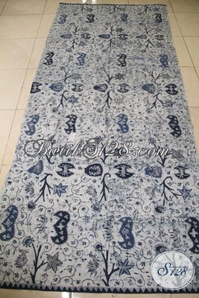 Batik Kain Premium Bahan Busana Yang Istimewa Motif Wahyu Tumurun, Batik Mahal Produk Solo Proses Tulis Warna Alam Asli Buatan Pengerajin Kampung