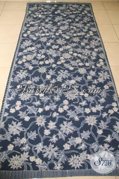 Batik Jawa Tengah Klasik Khas Solo, Batik Bagus Motif Mewah Proses Tulis Tangan Warna Alam, Batik Bahan Busana Elegan Tampil Bak Pejabat