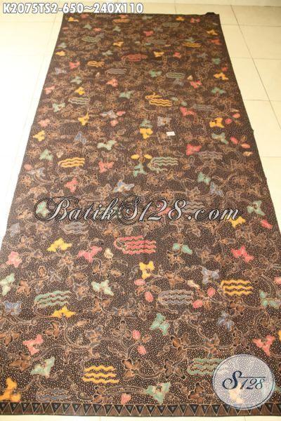 Produk Kain Batik Istimewa Buatan Solo Motif Klasik Nan Trendy, Batik Halus Proses Tulis Bahan Pakaian Berkelas Tampil Modis Tanpa Batas