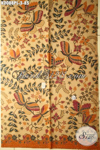 Kain Batik Murmer Kwalitas Istimewa, Batik Solo Bahan Pakaian Wanita Masa Kini Proses Print Motif Bagus