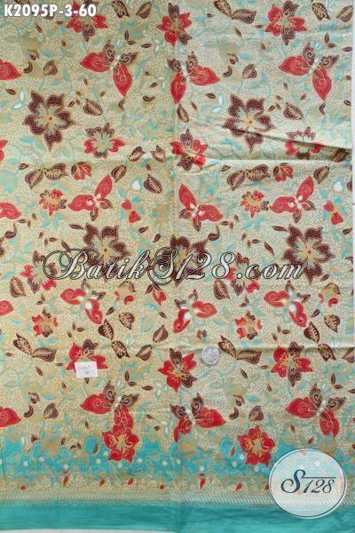Batik Solo Motif Modern Dan Berkelas, Kain Batik Printing Bahan Pakaian Wanita Masa Kini Tampil Makin Modis Dan Keren