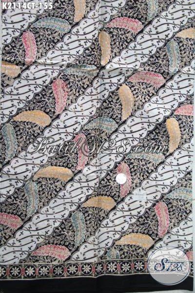 Batik Cap Tulis Motif Terbaru, Kain Batik Halus Adem Bahan Busana Yang Nyaman Di Pakai Setiap Hari, Cocok Buat Pakaian Kerja