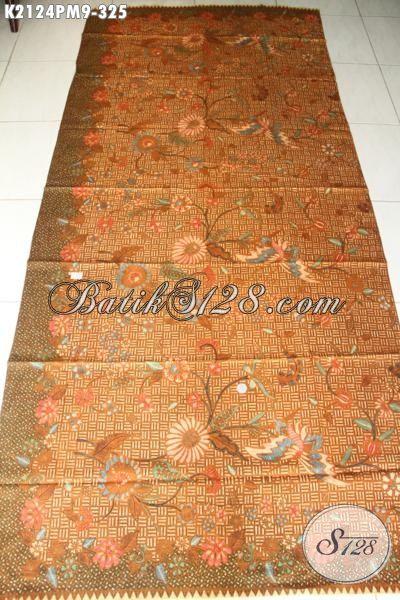 Batik Solo Terbaik Kwalitas Halus Proses Kombinasi Tulis, Kain Batik Bahan Busana Kwalitas Premium Dengan Motif Terbaru Yang Paling Laris Saat Ini