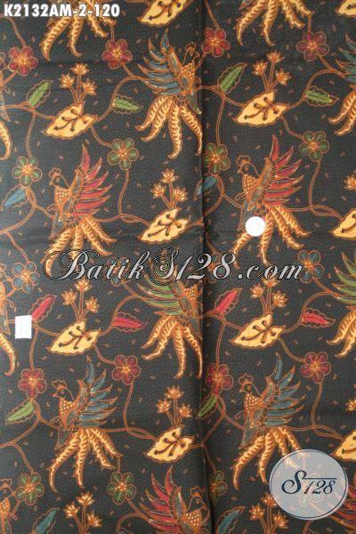 Batik Kain Modern Khas Jawa Tengah Bahan Seragam Kerja Wanita Karir, Batik Solo Halus Bahan Kemeja Berkwalitas Tinggi