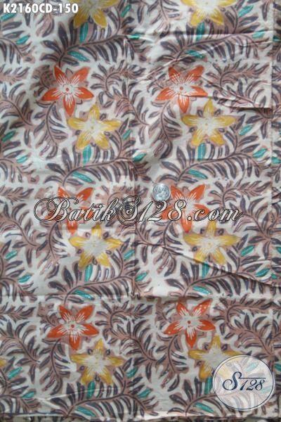 Batik Kain Istimewa Dengan Desain Motif Berkelas Proses Cap Bledak, Batik Jawa Kwalitas Mewah Hadir Dengan Harga Terjangkau, Cocok Untuk Busasan Santai