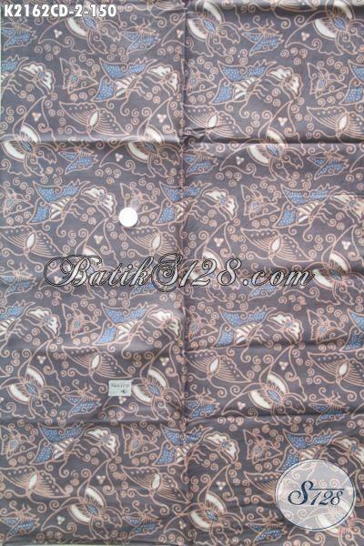 Batik Kain Istimewa Bahan Kemeja Pria Tampil Gagah Dan Elegan, Produk Batik Solo Terbaru Motif Klasik Proses Cap Bledak Nan Mewah