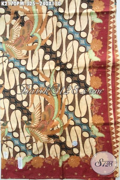 Batik Klasik Premium Produk Berkwalitas Tinggi Dari Solo, Kain Batik Klasik Kombinasi Tulis Istimewa Bahan Pakaian Pria Tampil Gagah Berwibawa