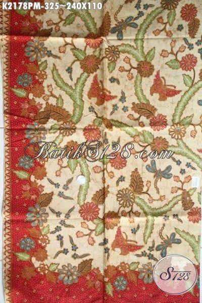 Toko Batik Online Up Date Koleksi Setiap Hari, Sedia Kain Batik Mewah Halus Buatan Solo, Batik Trendy Proses Kombinasi Tulis Bahan Busana Wanita Tampil Lebih Cetar Membahana