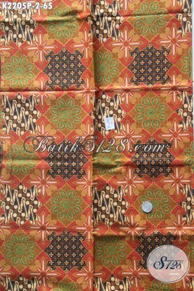 Batik Modern Produk Asli Solo Bahan Busana Kwalitas Bagus Harga Terjangkau, Kain Batik Proses Printing Warna Berkelas Membuat Penampilan Lebih Mempesona