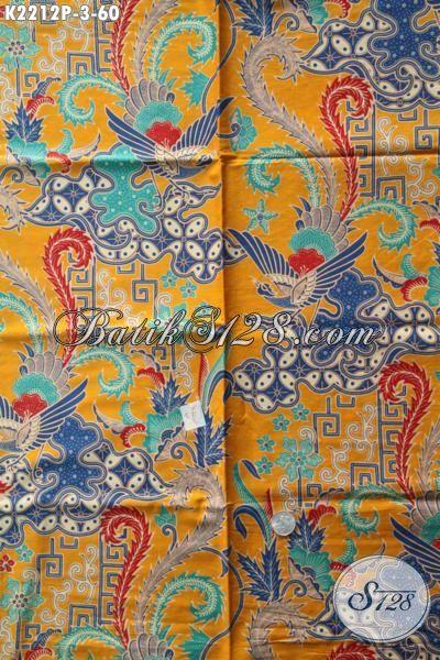 Batik Kain Halus Proses Printing Dengan Desain Motif Mewah Dan Premium Hanya 60 Ribuan, Cocok Untuk Bahan Dress Dan Blus