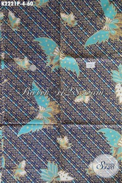 Batik Printing Halus Warna Trendy Bahan Pakaian Berkelas Tampil Gaya, Kain Batik Printing Motif Terbaru Harga Murah Kwalitas Mewah
