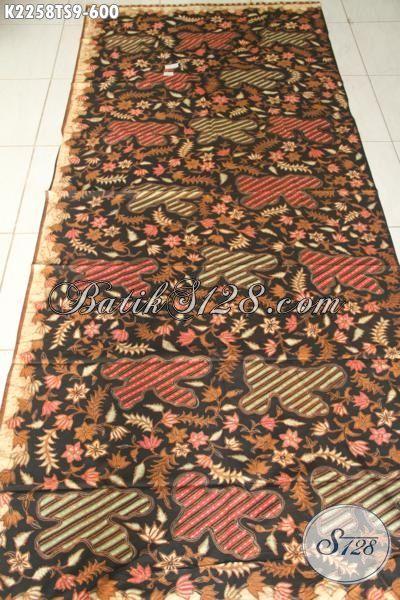 Kain Batik Premium Proses Tulis Soga Motif Mewah Kwalitas Halus Dan Istimewa, Batik Bahan Busana Kesukaan Pejabat Dan Executive Masa Kini Tampil Lebih Berwibawa