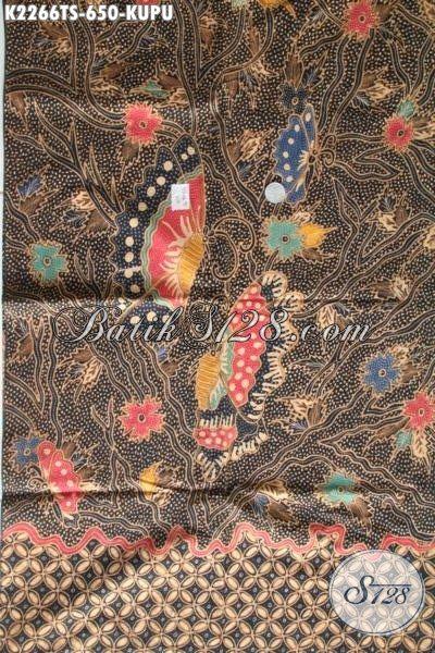 Batik Kupu, Batik Kawung, Batik Ukel, Batik Modern