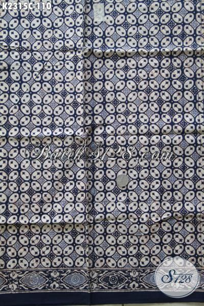 Kain Batik Trendy Bahan Kemeja Keren, Batik Modern Motif Bagus Proses Cap Kwalitas Istimewa Hanya 110K