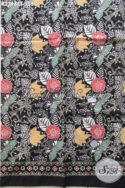 Batik Kain Motif Terbaru Bahan Baju Dengan Kwalitas Istimewa Proses Cap Tulis, Batik Kain Solo Penunjang Penampilan Makin Kece