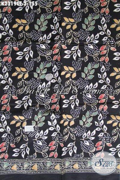Produk Kain Batik Keluaran Terbaru Dari Solo, Batik Bahan Blus Istimewa Motif Keren Proses Cap Tulis Kwalitas Istimewa