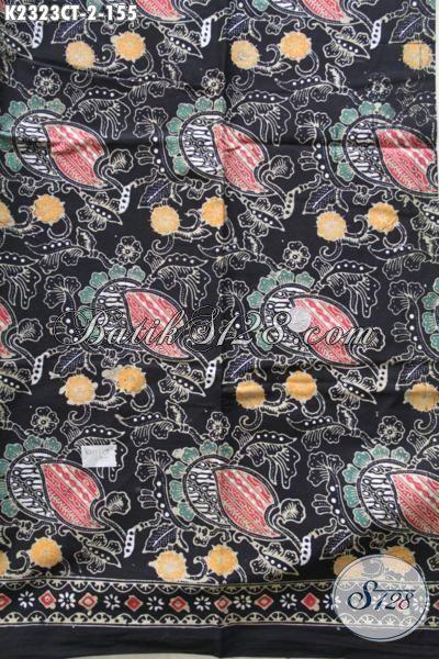 Batik Berkelas Produk Terbaru Dari Solo, Kain Batik Istimewa Trend Masa Kini Proses Cap Tulis Bahan Baju Kerja Wanita Karir