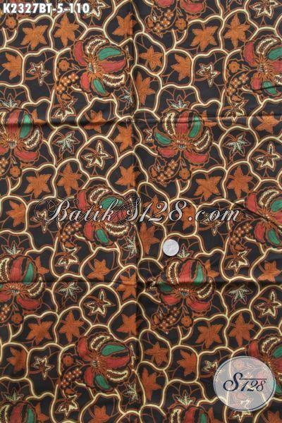 Jual Online Batik Klaik Proses Kombinasi Tulis, Batik Halus Motif Mewah Bahan Pakaian Wanita Dan Pria Penunjang Penampilan Sehari-Hari