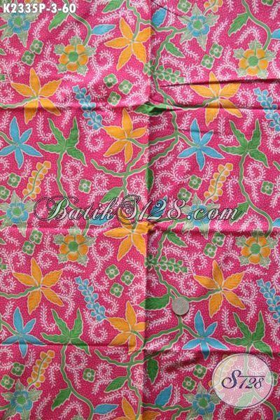Pusat Produk Batik Solo Online, Jual Kain Batik Modern Motif Terkini Proses Printing Harga Murmer, Bisa Untuk Busana Kerja Dan Pakaian Pesta