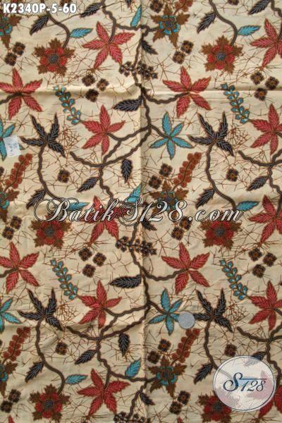 Batik Modern Motif Terkini Bahan Pakaian Pria Dan Wanita Proses Printing Harga 60 Ribuan