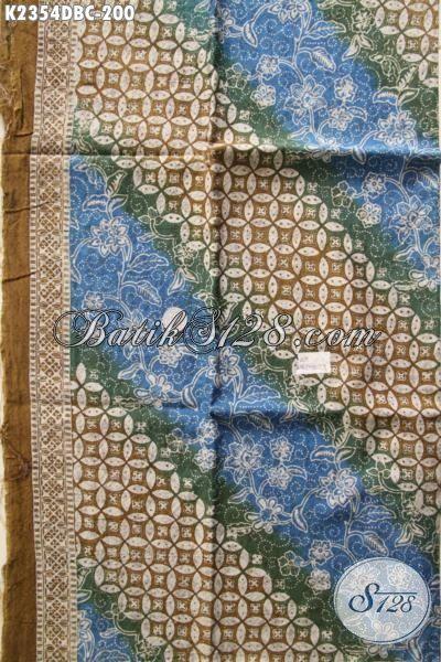Agen Produk Batik Solo Online Pilihan Terlengkap, Sedia Kain Batik Berbahan Doby Kwalitas Mewah Harga Terjangkau, Batik Cap Motif Paling Baru Untuk Busana Wanita Muda