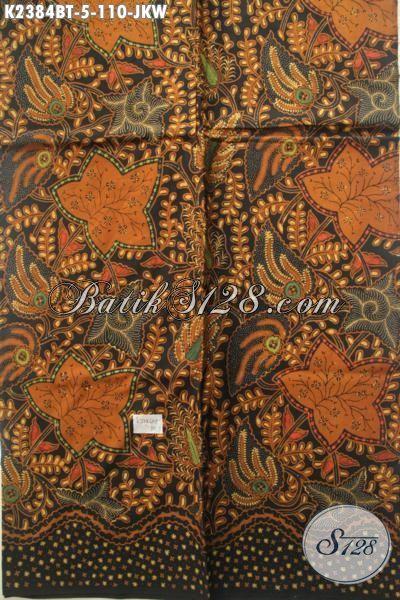 Batik Klasik Nan Istimewa Bahan Busana Kerja Trend Motif 2017, Batik Kombinasi Tulis Kwalitas Bagus Harga 100 Ribuan