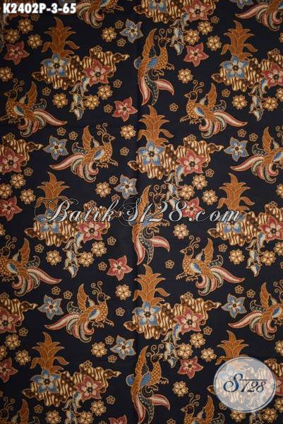 Batik Kain Murmer Kwalitas Bagus, Batik Solo Halus Proses Printing Bahan Aneka Busana Kerja Foram Tampil Terlihat Istimewa