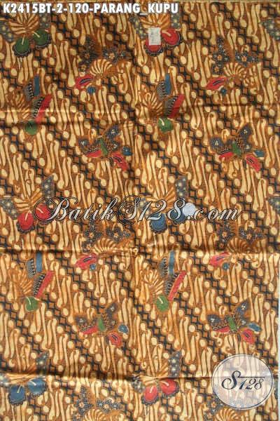 Gambar Batik parang kupu