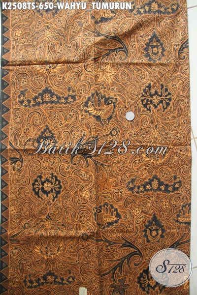 Batik Tulis Klasik, Batik Tulis Tradisional, Batik Wahyu Tumurun