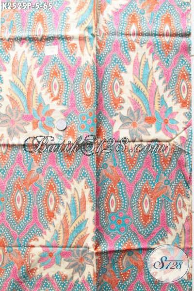Batik Bagus Murah, Kain Batik Printing Motif Terkini BAhan Baju Wanita Pria Harga 60 Ribuan