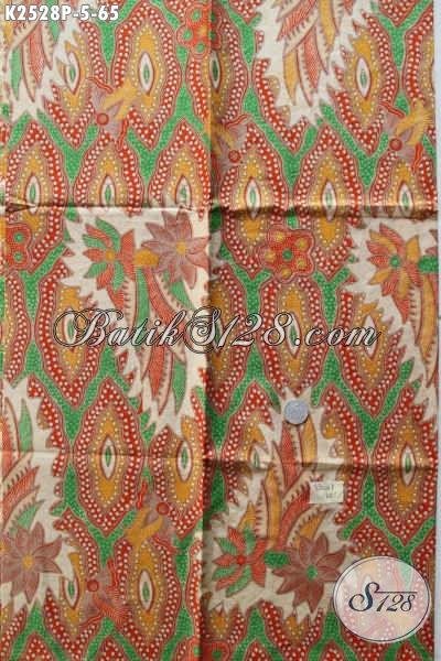Aneka Kain Batik Modern, Batik Halus Kwalitas Istimewa Buatan Solo Proses Printing Harga 65K