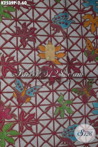 Batik Halus 60 Ribuan, Hadir Dengan Motif Keren Proses Printing Cocok Buat Pakaian Santai