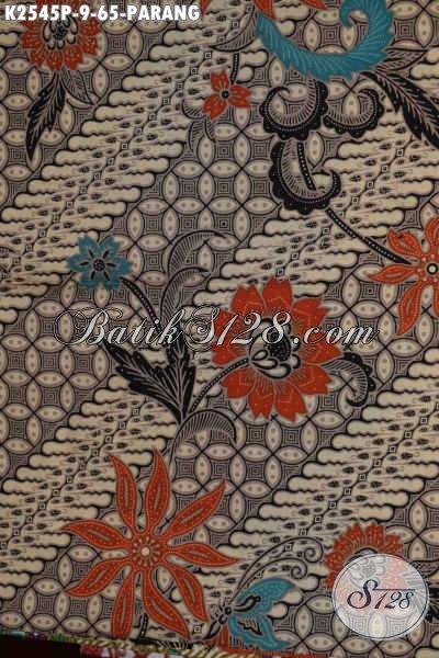 Batik Printing Motif Terkini, Kain Batik Istimewa Bahan Baju Pria Lengan Pendek Dan Blus Wanita Berkelas Hanya 65K