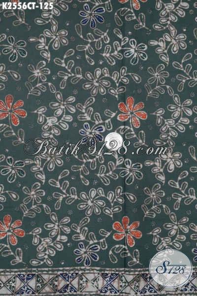 Jual Online Kain Batik Halus Motif Trendy Buatan Solo, Batik Istimewa Harga Biasa Untuk Penampilan Lebih Berkelas [K2556CT-200x110cm]